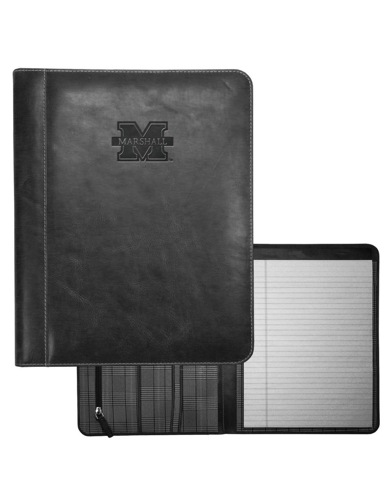 Marshall University Westbridge Leather Padholder