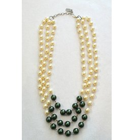 Diploma Gameday Color Necklace by Julio