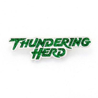 Marshall University Thundering Herd Enamel Pin