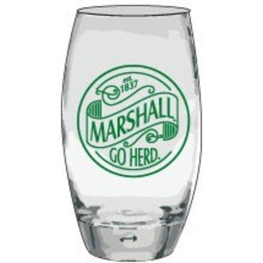 Marshall University 16 oz. Oxygen Cooler