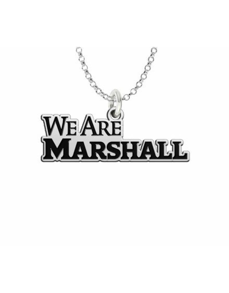 Collegiate Bead Company Marshall University We Are Marshall Spirit Charm