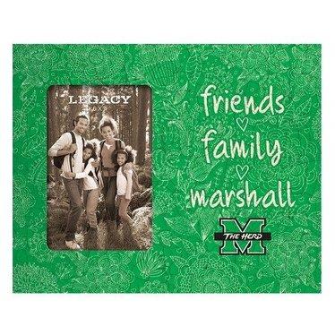 """Marshall University """"Friends, Family..."""" Frame"""