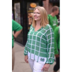 Emerson Street Marshall University Emerson Street Sheer Tunic-Plus