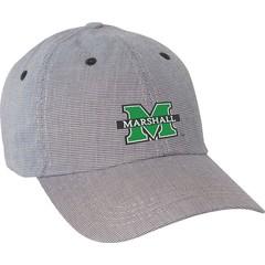 Marshall University Houndstooth Cap