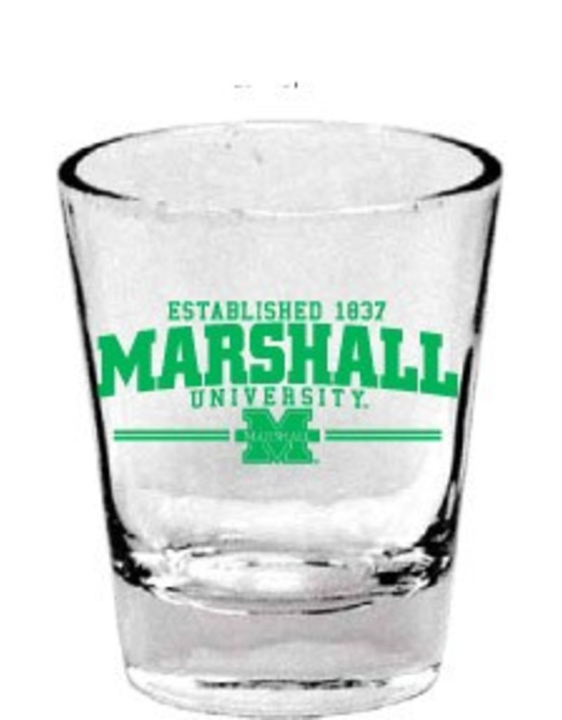 Marshall University 1.5oz Collector Shot Glass
