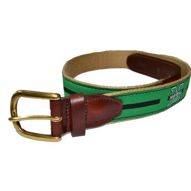 Marshall University Men's Ribbon Belt