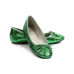 Lucky Glitter Ballet Flat