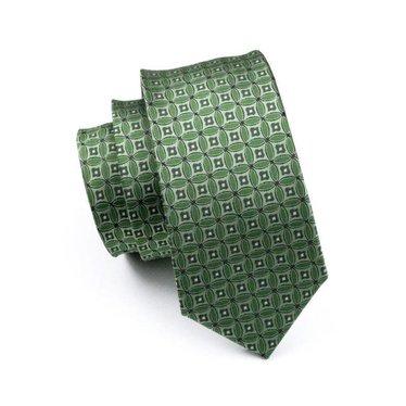 Circles Necktie