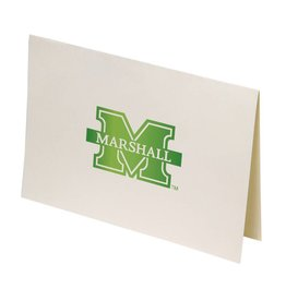 Marshall University Blank Card-Single