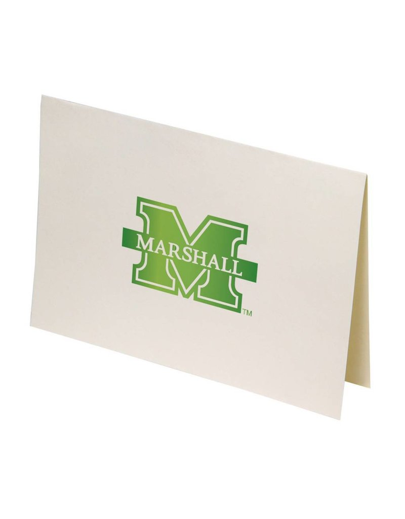 Marshall University Blank Card-Single