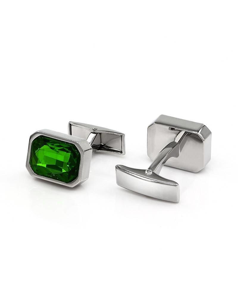Emerald Cut Cufflinks
