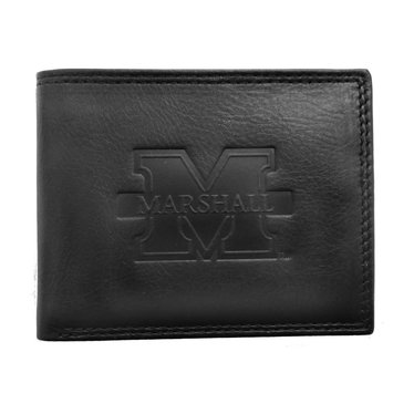 Marshall University Westbridge Wallet in Black