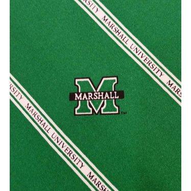 Marshall University Wordstripe Tie