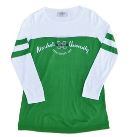 Emerson Street Marshall University Emerson Street Printed Knit Tunic