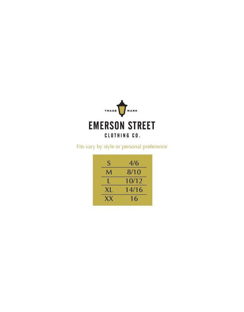 Emerson Street Marshall University Emerson Street Printed Knit Tunic