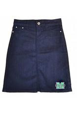 Old Main Exclusive Marshall University Junior's Denim Skirt