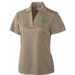 Clique Marshall University Women's Plus Size Polo