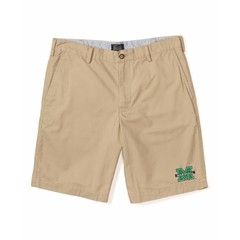 Old Main Exclusive Marshall University Men's Flat Front Khaki Short