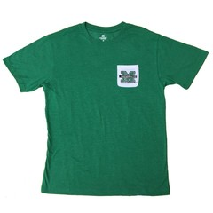 Colosseum Marshall University Banya Pocket Tee