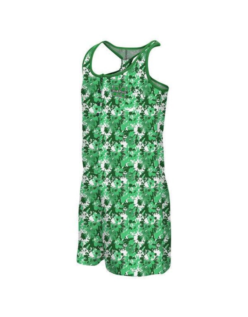 Colosseum Marshall University Monica Romper