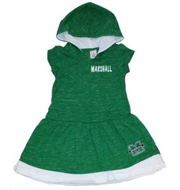 Colosseum Marshall University Emma Toddler Dress