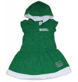 Colosseum Marshall University Emma Toddler Dress