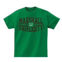 CI Sport Marshall University Circle Tee Shirt