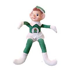 Marshall University Elf Ornament