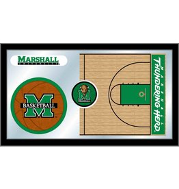 Marshall University Basketball Mirror