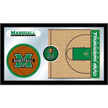 Marshall University Basketball Mirror