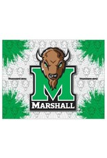 Marshall University Canvas Art  15X21