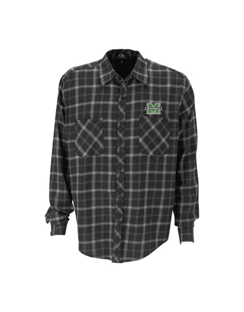 Marshall University Brewer Flannel Shirt
