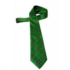 Collegiate Tartan Marshall University Tartan Tie