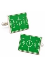 Soccer Field Cufflinks