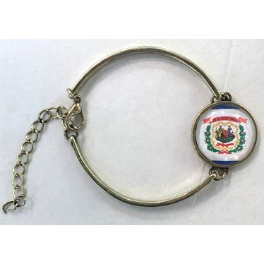 West Virginia Bracelet