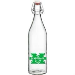 34 oz Glass Water Bottle