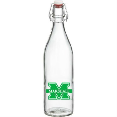 34 oz Glass Water Bottle