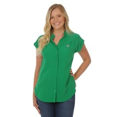 University Girls University Girls Marshall University Day to Night Top