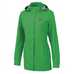 Marshall University Ladies Rain Jacket