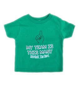 CI Sport Marshall University Pulsar Toddler Tee