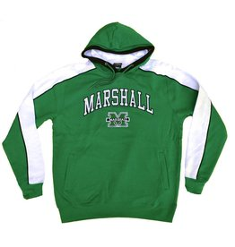 Colosseum Marshall University Thriller Pullover Hoodie
