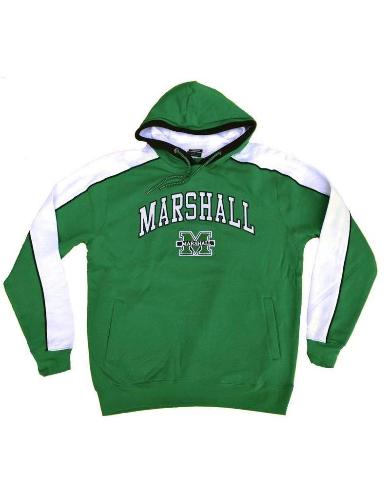 Colosseum Marshall University Thriller Pullover Hoodie