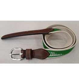Marshall University We Are Ribbon Belt