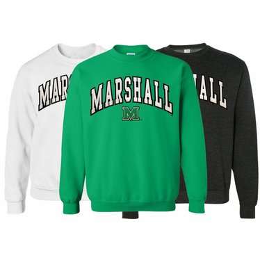CI Sport Marshall University Crew Neck Sweatshirt