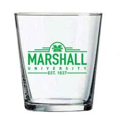 Marshall University Pub Glass