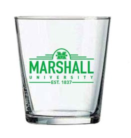 Marshall University Pub Glass
