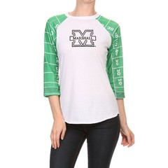 Women's Marshall Playbook Tee Shirt