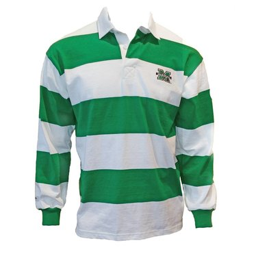 Marshall Casual Stripe Rugby