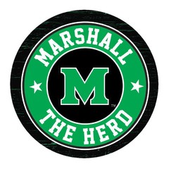 Marshall University Absorbent Car Coasters