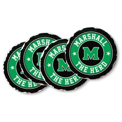 Marshall The Herd Round Absorbent Coaster Set